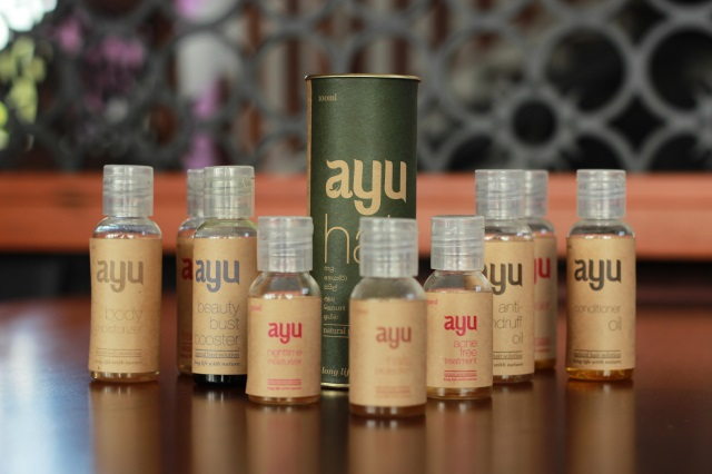 Ayu Long Life With Nature Products
